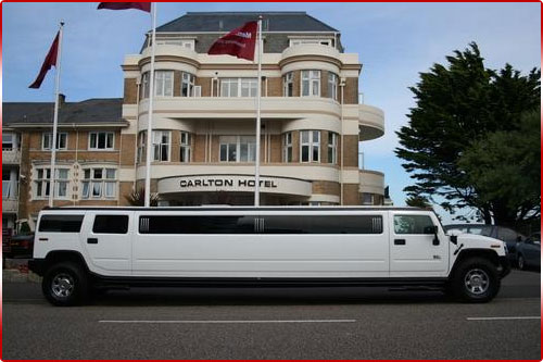H2 Hummer Stretched Limo Hire